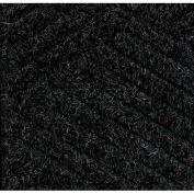 "WaterHog® Diamond Mat Fashion Border 3/8"" Thick 3' x 16' Charcoal"