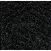 Waterhog Fashion Diamond Mat - Charcoal 4' x 12'