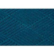 "WaterHog® Diamond Mat Fashion Border 3/8"" Thick 3' x 10' Navy"