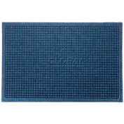 WaterHog™ Fashion Entrance Mat, Med Blue 6' x 12'