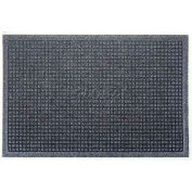 WaterHog™ Fashion Entrance Mat, Bluestone 4' x 10'