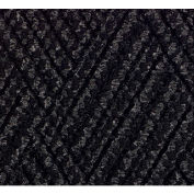"WaterHog Diamondcord 3/8"" Thick Entrance Mat, Charcoal Cord 3' x 5'"