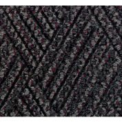 "WaterHog Diamondcord 3/8"" Thick Entrance Mat, Gray Cord 3' x 5'"
