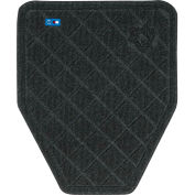 M+A Matting CleanShield Urinal Mat, 6 Mats/Case - 4065-4