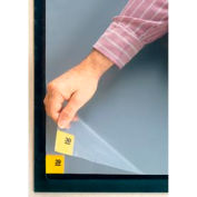 """Clean Stride® Mat Adhesive Inserts 34"""" x 44"""" White - 60 layers per insert"""