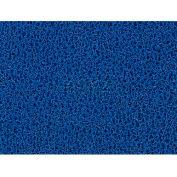Frontier Scraper Outdoor Mat, 4' x 8', Blue