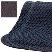 """Hog Heaven Fashion Mat 5/8"""" 3x5 Cocoa Brown"""