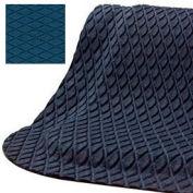 "Hog Heaven Fashion Mat 5/8"" 3x5 Cobalt Blue"