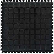 "Hog Heaven III™ Comfort Modular Center Tile 3/4"" Thick 1.5' Black"