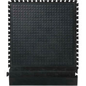 "Hog Heaven III™ Traffic Modular Side Tile 5/8"" Thick 3' Black"