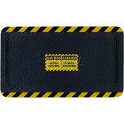 "Hog Heaven™ Sign Mat, Caution/Cuidado, Horizontal Black Border, 69""x46""x7/8"""