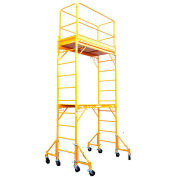Fortress Industries 12' Steel Drywall Scaffold Unit - FT0012DS