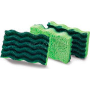 "Libman Commercial Heavy Duty Sponge 4-1/2"" x 3"", 3 Pack - 1077 - Pkg Qty 8"