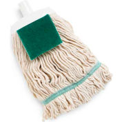 Libman® Commercial 12 Oz. Looped-End Wet Mop Refill - Pkg Qty 6