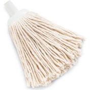 Libman Commercial 8 Oz. Cotton Deck Mop Refill - Pkg Qty 6