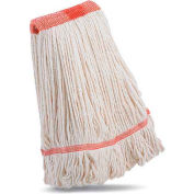 Libman Commercial X-Large Looped-End Wet Mop Head - Pkg Qty 6