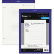 "TOPS® Idea Collective Legal Pad 77103, 8-1/2"" x 11-3/4"", White, 50 Sheets/Pad, 1/Pack"