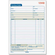 "Tops® Purchase Order Book, 2-Part, Carbonless, 5-9/16"" x 7-15/16"", 50 Sets/Pack"