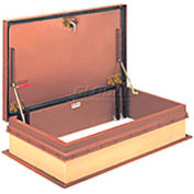 "Bilco® E-20 Galvanized Roof Hatch - 36""x36"""