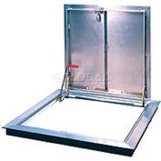 "Bilco® Non-Drainage Angle Frame KD-3, Double Leaf, Aluminum, 72""L X 48""W"
