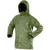 Stearns® Industrial Polyester Ripstop Jacket, Green, Waterproof, L