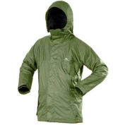 Stearns® Industrial Polyester Ripstop Jacket, Green, Waterproof, 3XL
