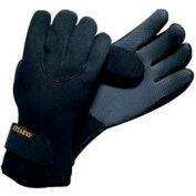 Stearns® Neoprene Cold Water Gloves, Black, Large, 1 Pair