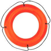 "Stearns® 24"" Ring Buoy, USCG Type IV, Orange"