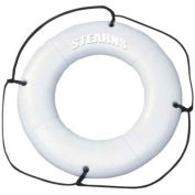 """Stearns® 24"""" Ring Buoy, USCG Type IV, White"""