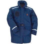 Stearns® Windward™ Flotation Jacket, USCG Type III, Navy, Nylon, S