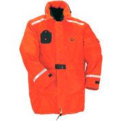 Stearns® Windward™ Flotation Jacket, USCG Type III, Orange, Nylon, S