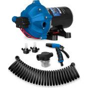 TRAC® Washdown Pump Kit 12V, 5 GPM, 70 PSI - T10074