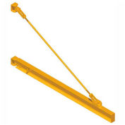 Caldwell D180-1/2-12, Wall Mount Tension Braced Jib, 1/2 Ton Capacity, 12' Span