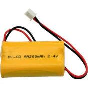 TCPI 20729 Ni-Cd Battery 4.8V 400 Ah
