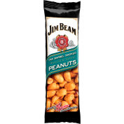 Jim Beam®  Peanuts, Oak Barrel Smoked, 1.5 Oz. - Pkg Qty 12