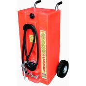 Todd Polyethylene 28-Gallon Gas Caddy, UN/DOT Approved, A93-2400