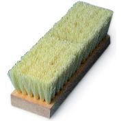 O'Dell Deck Brush Cream Plastic 10, Pack Qty 12 DSBCP10 - Pkg Qty 12