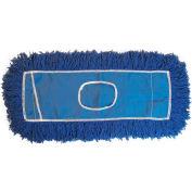 """O'Dell JJ Continuous Twist Synthetic Blend Dust Mop- 3 X 18"""", Pack Qty 12 JJ183 - Pkg Qty 12"""