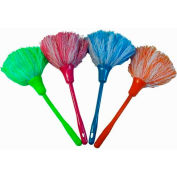 "O'Dell 11"" Mini Microfeather Duster-Assorted Colors, Pack Qty 12 MFD11 - Pkg Qty 12"