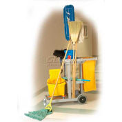 O'Dell Janitor Cart, Pack Qty 1 MPC100
