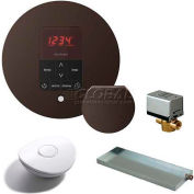 Mr. Steam Butler Package, Oil Rubbed Bronze, Round Control & Steamhead, For MS90E-MSSUPER3E