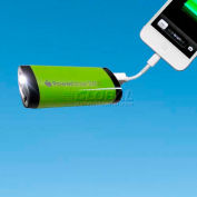 PowerNow Buddy - One Year Smartphone Backup Battery w/Flashlight - Green