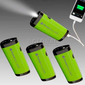 PowerNow Buddy - One Year Smartphone Battery w/Flashlight - 4 Pack