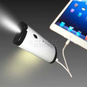 PowerNow Grande - One Year Battery for iPad Mini or iPhone  w/Flashlight & Lantern
