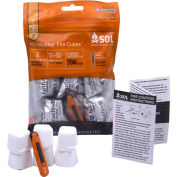 Survive Outdoors Longer® All-Weather Fire Cubes, 0140-1240