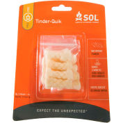 Survive Outdoors Longer® Tinder Quik™ Fire Starters, 12 Pack, 0140-0006