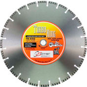 "Edmar 12"" Turbo Segmented Laser Welded High-Speed Saw Blade"