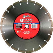 "14"" Quasar Speed-Kut ""Value"" Segmented Diamond Blade"