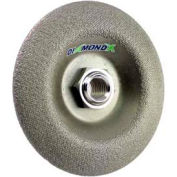 "Edmar 4-1/2"" Diamond Metal Grinding Wheel 50 Grit"