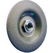 "Edmar Abrasive Company 12013 Depressed Center Wheel T29 5"" x 5/8""-11 50 Grit Diamond Grain"